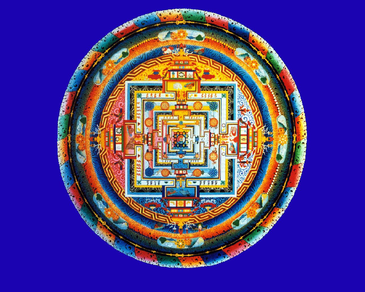 Kalachakra Desktop & Screensaver